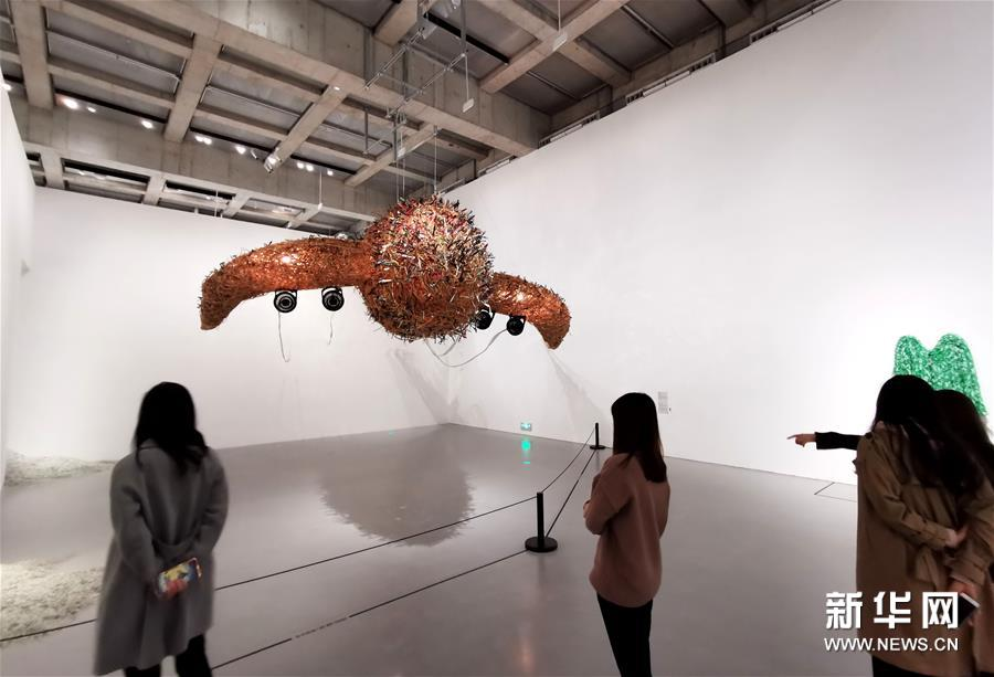 中法文化交流标志性项目蓬皮杜中心典藏展在沪恢复开放